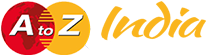 AtoZparcelservicetoindia courier logo